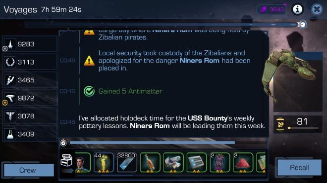 Star Trek Timelines USS-R3S